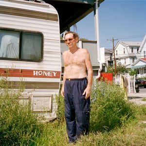 Trailer Bob, from Last Stop: Rockaway Park © Juliana Beasley