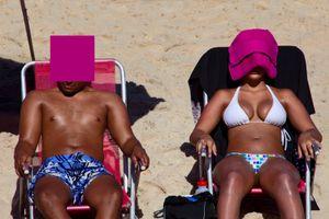 Ipanema Beach (Rio de Janeiro / Brazil) / Nobody's Nobodies Serie