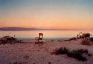Red Chair. Location: North Shores, Salton Sea, California. © Marcus Doyle (UK). Image courtesy of Syngenta Photography Award.