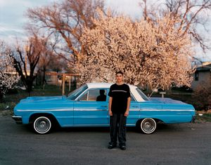 Aaron, Liberal, Kansas, 2005 © Richard Renaldi