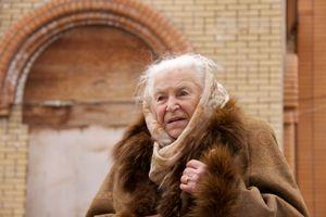 Sofia, 100 years old
