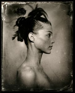 3rd Prize Winner, Lens Culture International Exposure Awards 2011, Portfolio Category Large format wet plate collodion portraits © Jody Ake www.jodyake.com