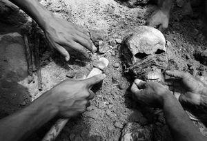 Mass Graves of Iraq
