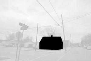 """Franklin Street Colored School, Gettysburg, Pennsylvania"""