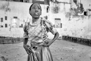 Santeria Dancer, Havana, 2018