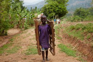 Natsisape Village, Uganda #132