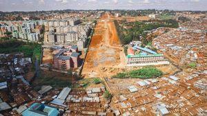Langata Bypass Road / Kibera (Nairobi, Kenya)
