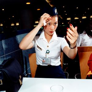 Ava, Cathay, Pacific Airways, 2006 © Brian Finke