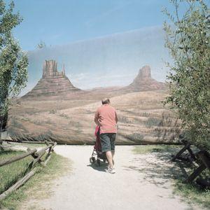Monument Valley, Cowboyland, Voghera, Italy, 2014