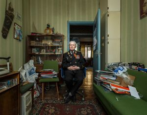 Anatoliy Uvarov - St. Petersburg, Russia