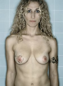 Self-Portrait, Pre-Mastectomy II, 11.2005