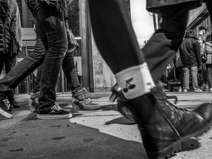People Walking #12541