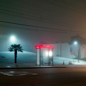 The Foggy Night, Untitled #1
