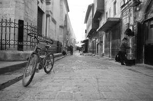 Going to Work, 2010 © Clara Abi Nader