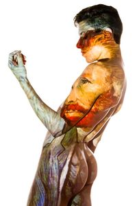 Corpus Toile - Paulo Muniz interprète Vincent van Gogh N 1