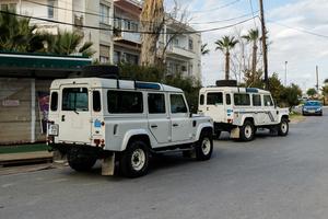 Safari cars