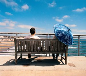 Hermosa Beach Pier. Hermosa Beach, California. 2017.