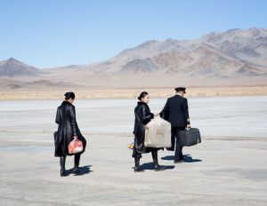 """Olgii, Mongolia, 2015. From the series """"The Outsider."""""""