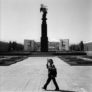 Bishkek. Kyrgyzstan. 2008.