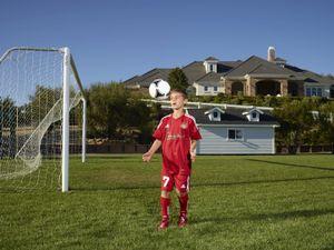 Wesley's Soccer Field