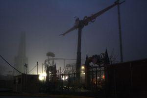 Theme Park horrors