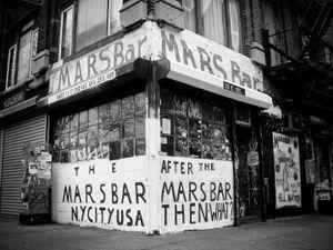 """Mars Bar"", New York City, 2011 (Closed)"