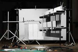 """Making of """"Olympia Munchen"""" (by Ludwig Wegmann, 1972), 2014"""