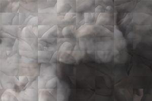 Eruption, 2013 (Detail)  © Marcella S. Davis