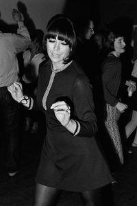 Dance floor London. NYE