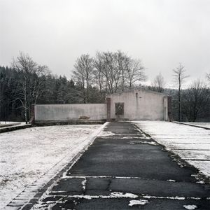 Foundation of the Prison, Flossenbürg Memorial and Museum