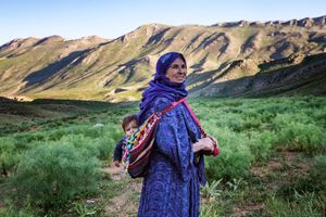 The Nomad Woman.