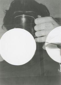 circle of white