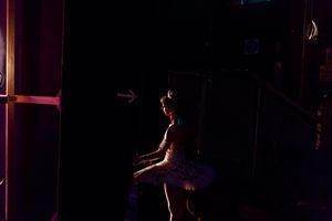 10 Nov 2017. Cork Opera House – backstage. Ekaterina Bortyakova.