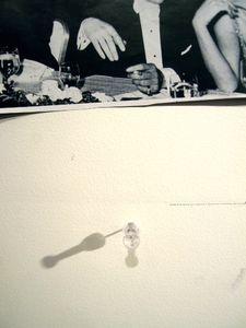 Linda K Johnson's studio © 2008 Christopher Rauschenberg