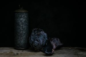 Perish. Red Cabbage.