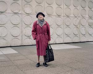 Paulette, 83, Les Damiers, Courbevoie, 2015