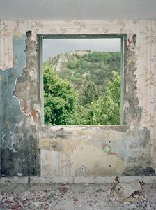 "Untitled, 2007. From the series ""Windows"" © Mathieu Pernot"