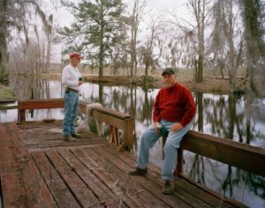 Tom and Tommy, Prices Bridge Road  © Eliot Dudik