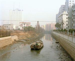 Looking Back, Shanghai, China.