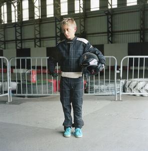 Andrei, Racetrack