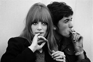 A teenage couple at Richmond Jazz festival, London, 1964 © Philip Jones Griffiths