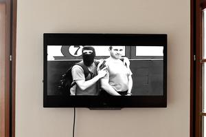 Display TV Film Tauromaquia.