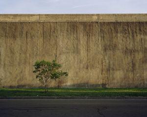 Prison Wall, Wall Street, Auburn, NY