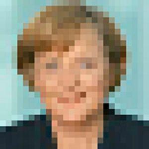 Merkel © Gabriele di Stefano