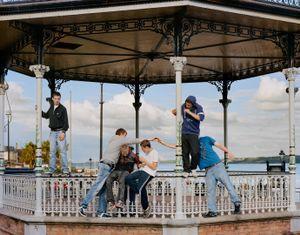Cobh pier