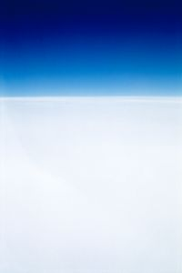 On the Clouds #1, 1997