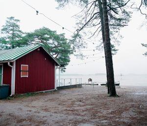 Längsanda beach, Hanko