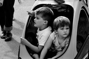 Children, Montgomery County (Maryland) Fair