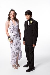 Prom Couple #8073   © Rick Ashley