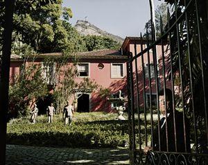 Marinhos house. From the series Domésticas, 2007 © Andrej Balco